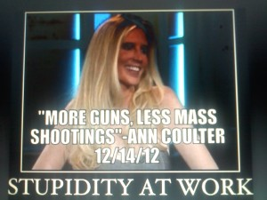 Meghan McCain's Murder Suggested In Ann Coulter's Post?
