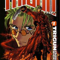 """Trigun"": The Human Typhoon At Large.."